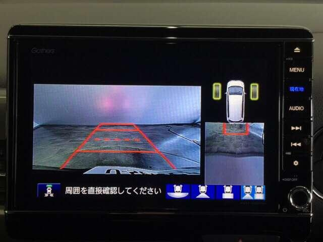 L・ターボホンダセンシング 当社試乗車8inchナビDレコ(19枚目)