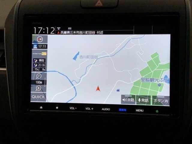 ハイブリッド・EX 当社試乗車 前席シートヒーター 9インチメモリーナビ リアカメラ リア両側パワースライドドア コンビシート 純正15インチアルミ(3枚目)
