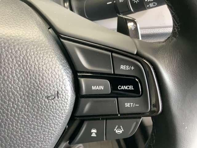 EX・ブラックスタイル Honda SENSING ブラインドスポットインフォメーション Honda インターナビ+リンクアップフリー+ETC2.0車載器〈ナビゲーション連動〉18インチアルミホイール(7枚目)
