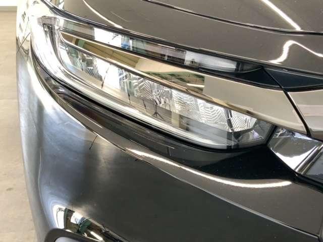 EX・ブラックスタイル Honda SENSING ブラインドスポットインフォメーション Honda インターナビ+リンクアップフリー+ETC2.0車載器〈ナビゲーション連動〉18インチアルミホイール(13枚目)