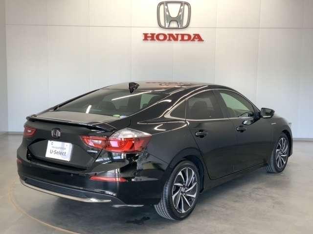 EX・ブラックスタイル Honda SENSING ブラインドスポットインフォメーション Honda インターナビ+リンクアップフリー+ETC2.0車載器〈ナビゲーション連動〉18インチアルミホイール(17枚目)