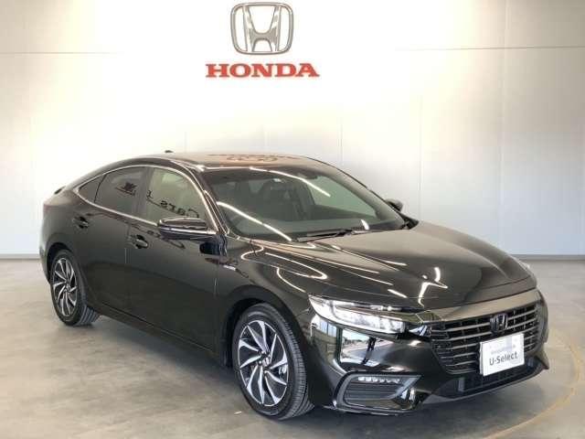 EX・ブラックスタイル Honda SENSING ブラインドスポットインフォメーション Honda インターナビ+リンクアップフリー+ETC2.0車載器〈ナビゲーション連動〉18インチアルミホイール(18枚目)