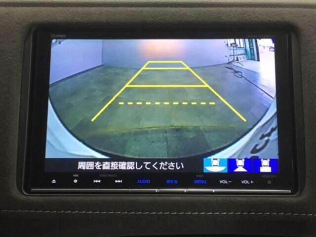 ハイブリッドRS・ホンダセンシング 純正ナビRカメラ地デジDレコLEDライトETC(4枚目)