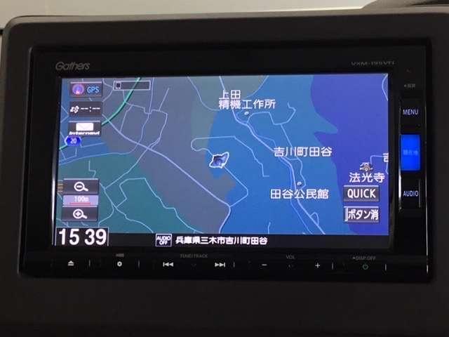 G・Lホンダセンシング メモリーナビ ETC リヤカメラ フルセグ(3枚目)