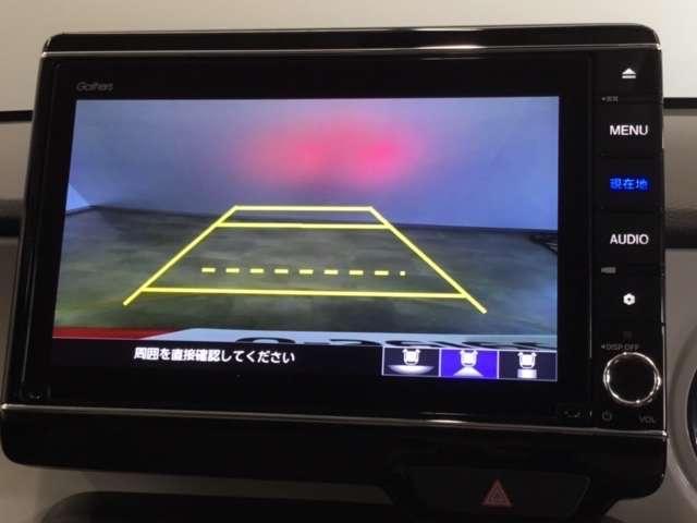 オリジナル 当社デモカー 8インチナビ/Bluetooth・DVD再生・録音・フルセグ/ 衝突軽減ブレーキ(車線認識)・前後ドライブレコーダー・LEDヘッドライト(4枚目)