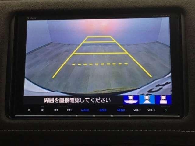 RS・ホンダセンシング メモリーナビ ETC リヤカメラ フルセグ(4枚目)
