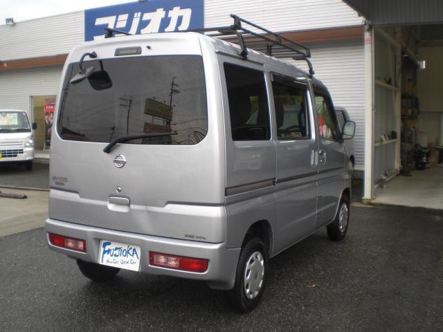 日産 NV100クリッパーバン GXターボ ETC CD PW 1オ-ナ-