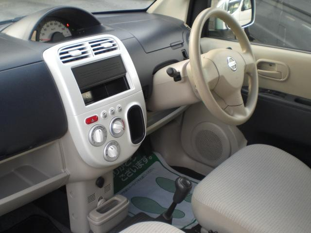日産 オッティ S 5MT 社外14AW