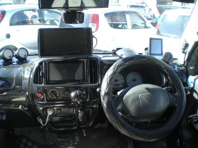 スズキ エブリイワゴン ジョイポップターボPZ 4WD 公認コンプリ-ト