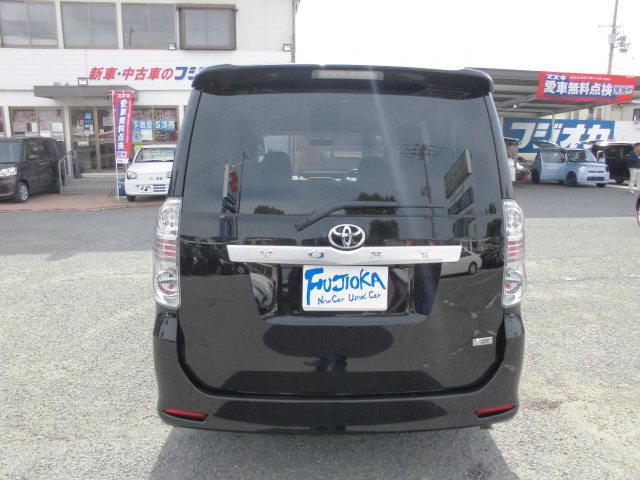 トヨタ ヴォクシー ZS 煌II 両側パワースライドドア フリップダウンモニター