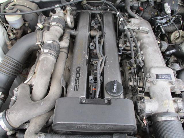 トヨタ マークII グランデ2.5ツインターボ公認