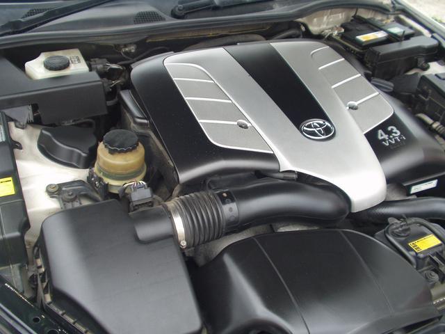 トヨタ ソアラ 430SCV 黒レザー マルチ 車高調 エアロETC