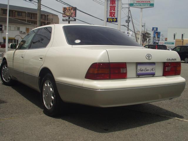 トヨタ セルシオ B仕様 eRバージョン マルチ 黒レザー サンルーフ ETC