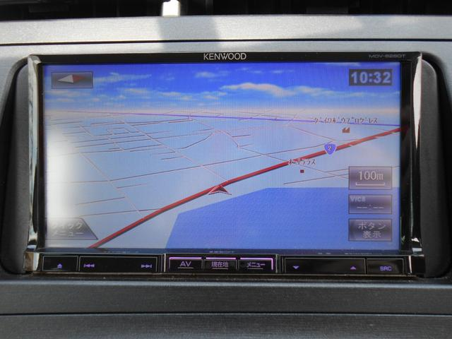 ケンウッドSDナビワンセグTVも装備されています!!