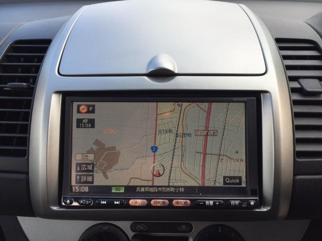日産 ノート HDDナビ ETC 新品車高調 新品アルミホイール