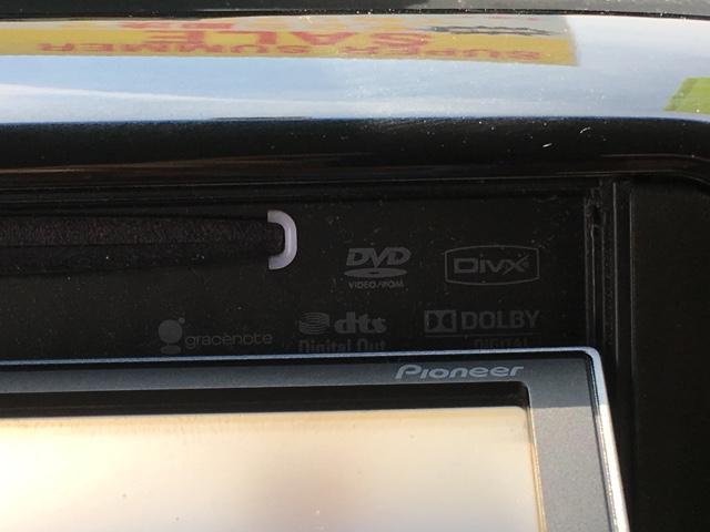 ダイハツ タント カスタムXリミテッド ナビ DVD再生 ピラーレス