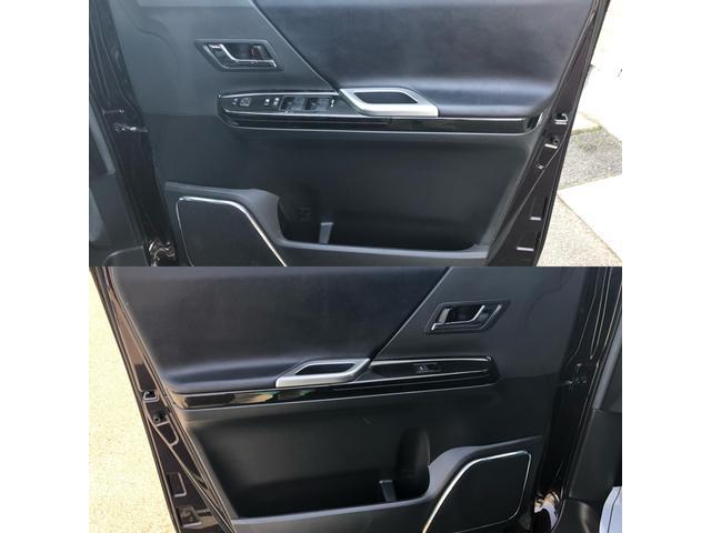 トヨタ ヴェルファイア 2.4Z ゴールデンアイズII HDDナビ 両側PS