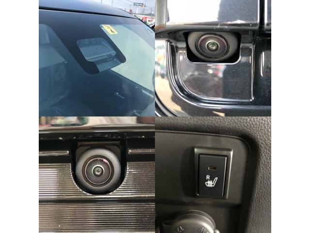 スズキ ワゴンR ハイブリッドFレーダーブレーキ 全方位カメラ