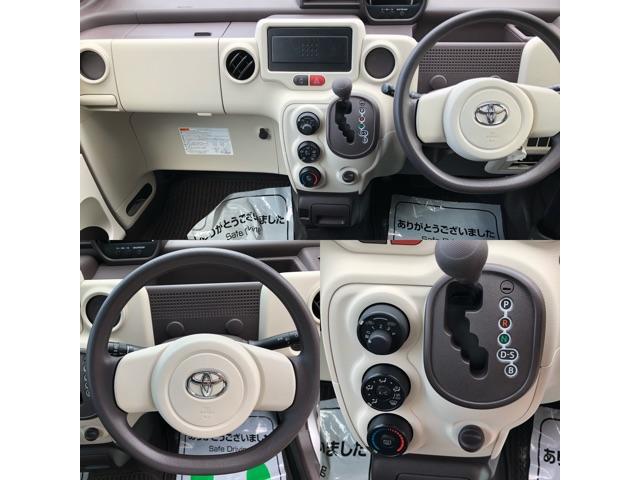 トヨタ スペイド Xウェルキャブ トヨタセーフティセンス 片側PS