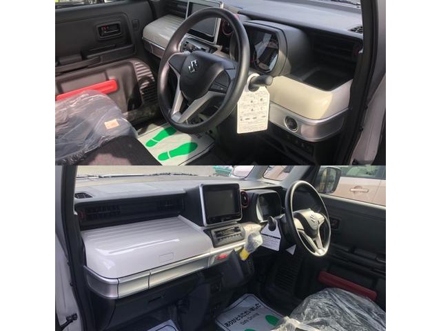 アイドリングストップ搭載で信号待ちなどの停車時にエンジンを自動的にストップさせてガソリン消費をセーブ!ハンドル死角にメインスイッチでOFFにもできますよ♪