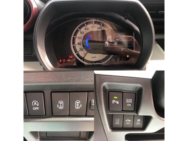 パーキングセンサー、車線逸脱防止機能、横滑り防止機能と先進の安全装備が充実しております!