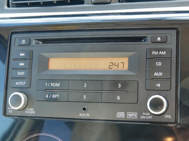 三菱 eKワゴン M AS&G 純正CDオーディオ