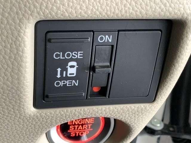 G・Lホンダセンシング ワンオーナー 7インチナビ/Bluetooth対応・CD・ラジオ/ 片側電動スライドドア 衝突軽減ブレーキ フロントドラレコ リアシートスライド(6枚目)