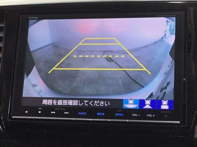 ハイブリッドアブソルート・ホンダセンシングEXパック ワンオーナー 8インチナビ/Bluetooth対応・DVD再生・フルセグ・録音対応/ リアフリップダウンモニター ブラインドスポット フロントセンサー(4枚目)