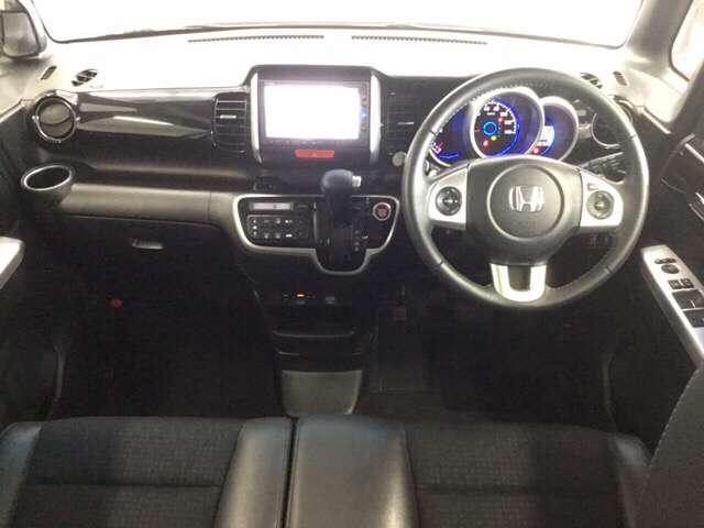 G・ターボLパッケージ ワンオーナー 7インチナビ/Bluetooth・DVD再生・フルセグ対応/ 衝突軽減ブレーキ 両側電動スライドドア リアシートスライド クルーズコントロール 15インチアルミ(2枚目)