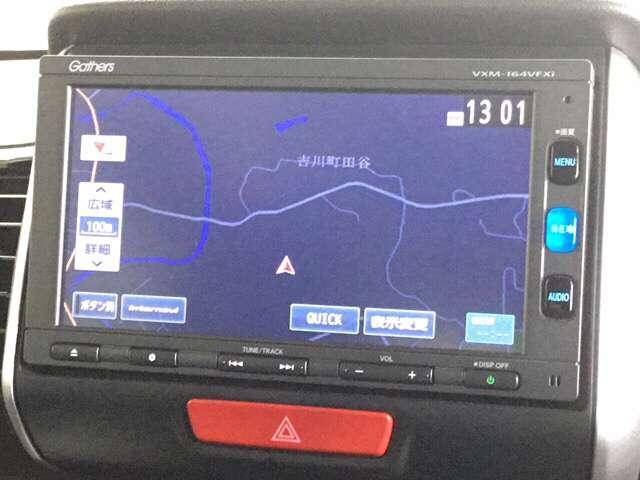 G・ターボLパッケージ ワンオーナー 7インチナビ/Bluetooth・DVD再生・フルセグ対応/ 衝突軽減ブレーキ 両側電動スライドドア リアシートスライド クルーズコントロール 15インチアルミ(3枚目)