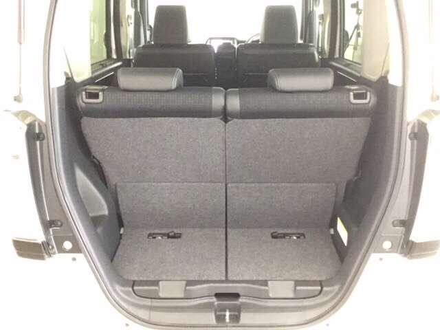 G・ターボLパッケージ ワンオーナー 7インチナビ/Bluetooth・DVD再生・フルセグ対応/ 衝突軽減ブレーキ 両側電動スライドドア リアシートスライド クルーズコントロール 15インチアルミ(11枚目)