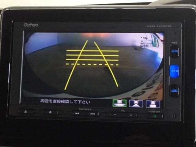 G・Lホンダセンシング ワンオーナー 7インチナビ/Bluetooth・DVD再生・フルセグ対応/ 片側電動スライドドア 衝突軽減ブレーキ(車線認識) クルーズコントロール(4枚目)