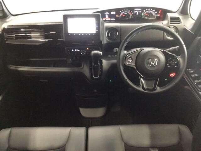 Lターボ 当社デモカー 7インチナビ/Bluetooth・DVD再生・フルセグ・録音対応 シートヒーター 両側電動スライドドア 衝突軽減ブレーキ(車線認識) クルーズコントロール(2枚目)