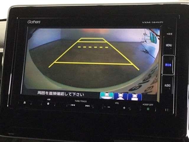 G・EXホンダセンシング 7インチナビ/Bluetooth・DVD再生・フルセグ対応/ フロントドライブレコーダー 衝突軽減ブレーキ(車線認識) 両側電動スライドドア LEDフォグライト(4枚目)