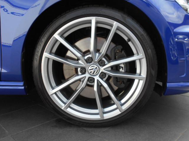フォルクスワーゲン VW ゴルフRヴァリアント カーボンスタイル 限定70台 リアビュー 前後センサー