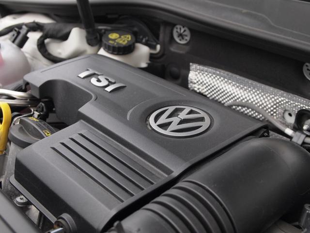 ■燃費を大幅に向上させるとともに優れたトルク特性によってドライビングプレジャーを高めたVW自慢のTSIエンジン搭載■