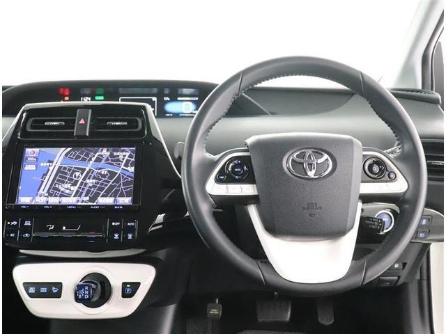 Sセーフティプラス 9インチSDナビ ETC車載器 バックモニター ワンオーナー車(4枚目)