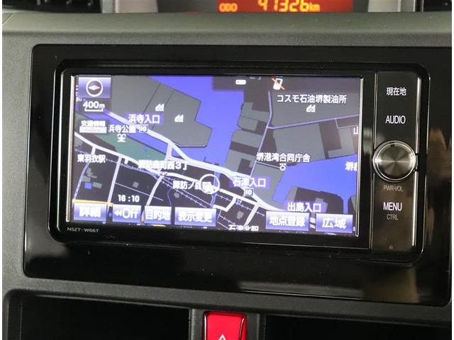 X S フルセグ メモリーナビ DVD再生 バックカメラ 衝突被害軽減システム 電動スライドドア ワンオーナー アイドリングストップ(6枚目)