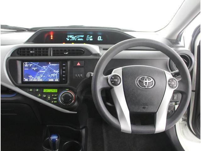 トヨタ アクア S T-Value ハイブリッド認定車