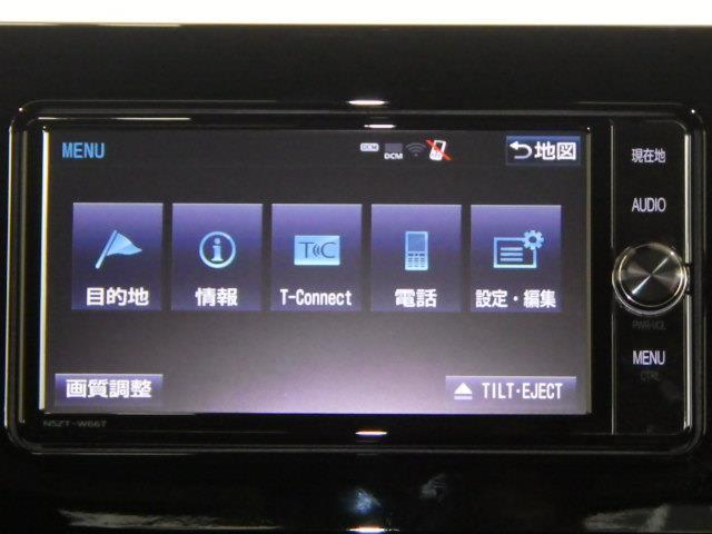 ハイブリッドG フルセグ DVD再生 ミュージックプレイヤー接続可 バックカメラ 衝突被害軽減システム ETC ドラレコ LEDヘッドランプ ワンオーナー(8枚目)
