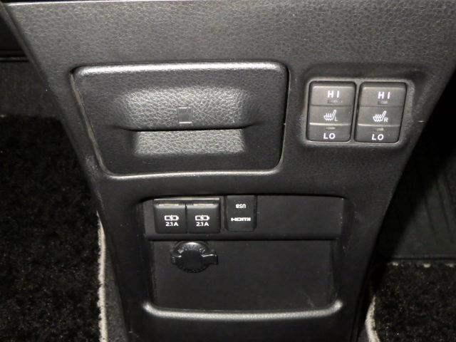 ハイブリッドSi ダブルバイビー フルセグ メモリーナビ DVD再生 ミュージックプレイヤー接続可 後席モニター バックカメラ 衝突被害軽減システム ETC ドラレコ 両側電動スライド LEDヘッドランプ 乗車定員7人 3列シート(11枚目)