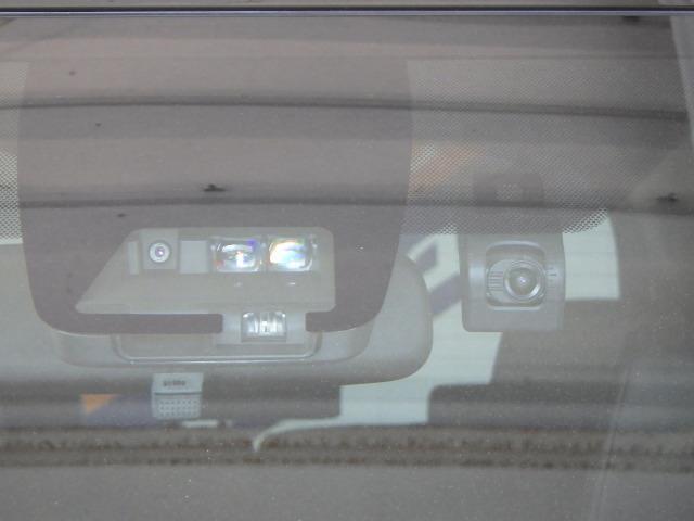 ハイブリッドSi ダブルバイビー フルセグ メモリーナビ DVD再生 ミュージックプレイヤー接続可 後席モニター バックカメラ 衝突被害軽減システム ETC ドラレコ 両側電動スライド LEDヘッドランプ 乗車定員7人 3列シート(18枚目)