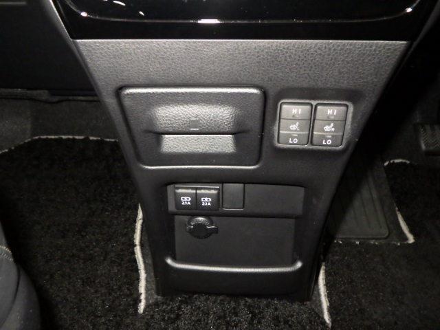 ハイブリッドSi ダブルバイビー フルセグ メモリーナビ DVD再生 ミュージックプレイヤー接続可 バックカメラ 衝突被害軽減システム ETC 両側電動スライド LEDヘッドランプ 乗車定員7人 3列シート ワンオーナー フルエアロ(11枚目)