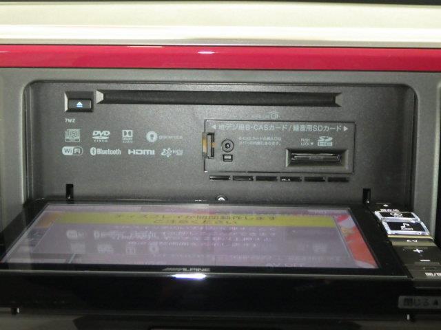 モーダ S フルセグ メモリーナビ DVD再生 ミュージックプレイヤー接続可 バックカメラ 衝突被害軽減システム LEDヘッドランプ ワンオーナー アイドリングストップ(9枚目)