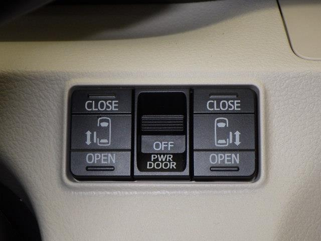 ハイブリッドG フルセグ メモリーナビ DVD再生 ミュージックプレイヤー接続可 バックカメラ 衝突被害軽減システム ETC 両側電動スライド LEDヘッドランプ ウオークスルー 乗車定員7人 3列シート フルエアロ(13枚目)