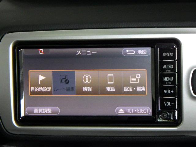 F ワンセグ メモリーナビ ミュージックプレイヤー接続可 バックカメラ 衝突被害軽減システム ETC アイドリングストップ(8枚目)