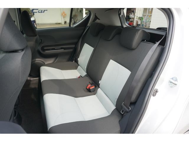 トヨタ アクア S SDナビ バックモニター ETC フェンダーポール