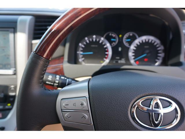 トヨタ ヴェルファイア 2.4X 8人乗 純正HDDナビフルセグ バックガイドモニタ