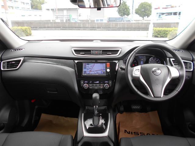 日産 エクストレイル 20X 4WDエマージェンシーブレーキパッケージ