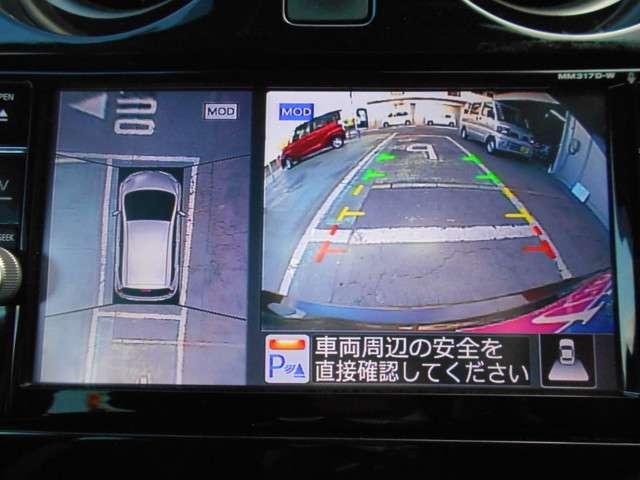 e-パワー X アラウンドモニター メモリーナビTV LEDヘッドライト インテリジェントルームミラー(6枚目)